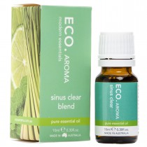 ECO Aroma Sinus Clear Essential Oil Blend