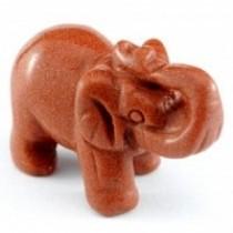 Goldstone Elephant