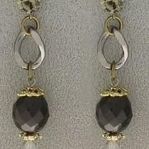 Black Antique Italian earrings