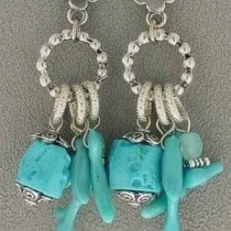 Maldive Italian earrings