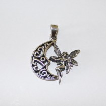 Fairy Moon Pendant