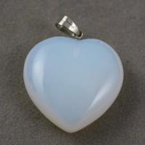 Girasol Heart Pendant