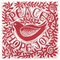 Peace Hope Joy