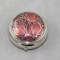 Hearts Pill Box