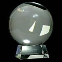 Lead Crystal Ball