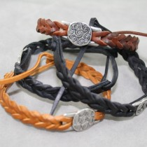 Celtic Leather Band
