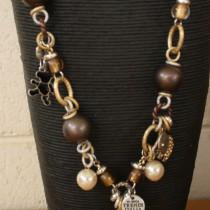 Italian Malesia Necklace