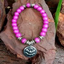 Crystal Bracelet Magnesite