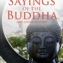 More Sayings of the Buddha