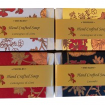 Thurlby Herb Soap - Lemon and Lime