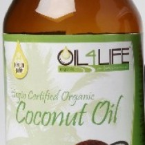 Oil4Life Virgin Coconut Oil