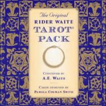 The Original Rider Waite Tarot Set