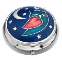 Celtic Pill Box - Owl