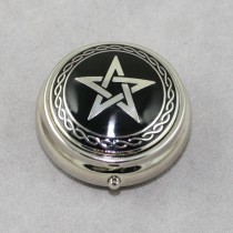 Pentagram Pill Box