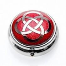 Celtic Pill Box - Celtic Knot