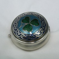 Clover Pill Box