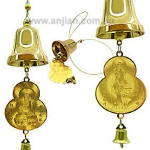 Quan Yin and Buddha Bell