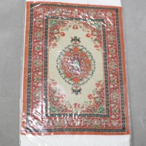 Miniature Carpet red