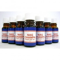 Nag Champa Concentrated Perfume Oil