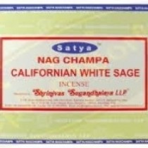 Satya Californian White Sage