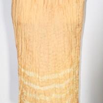 Twisted Silk Skirt