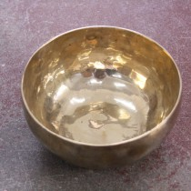 Brass Singing Bowl Shiny