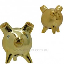 Gold Three-legged Pig