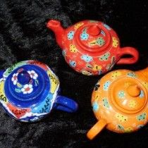 Turkish teapots small