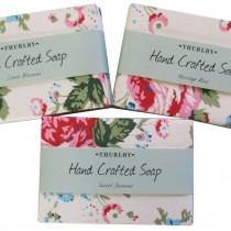 Thurlby Herb soap - Rose