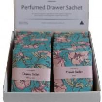 Thurlby Herb Drawer Sachet - Spice Orange