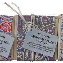 Thurlby Herb soap - Jasmine Peach