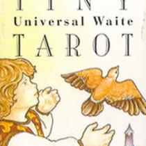 Tiny Universal Waite Tarot Deck