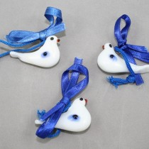Glass Doves