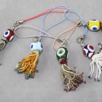 Bead Phone Charms