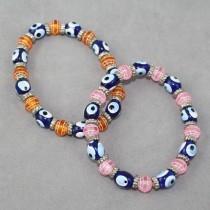 Bracelets with Evil Eye