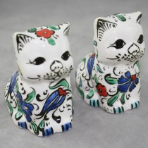 Hand-crafted Cats from Turkey