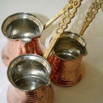Set Turkish Coffee Pots