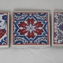 Turkish square magnets
