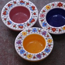 Turkish tealight holders