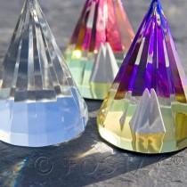 Twelve-angled pyramid, Clear