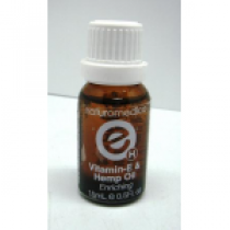 Vitamin E and Hemp Oil