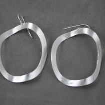Wave Ice Earrings