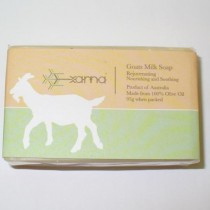 Xanna Goats Milk Soap with natural fragrance