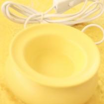 Electric Oil Vaporiser - Yellow